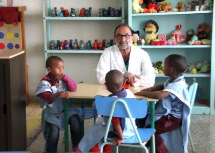 """""""In missione servono Saggezza e Responsabilità"""": la lezione umanitaria di Massimo Coletti"""