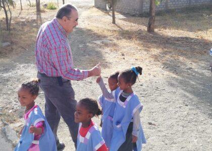 Il diario della missione. Nuovi progetti per l'Ospedale HEWO di Quihà
